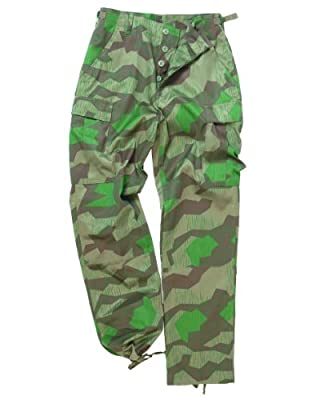 US Ranger BDU Trousers - Splinter Camo (XX-Large)