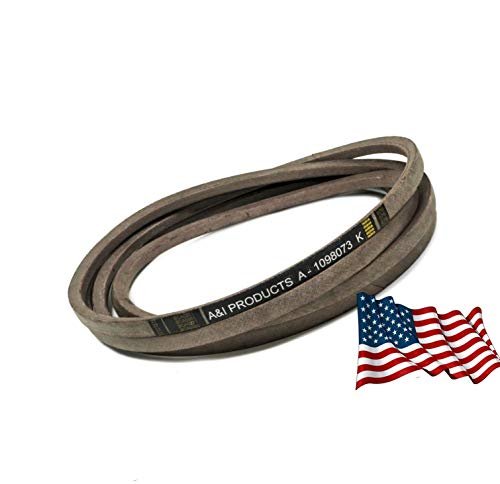 Compatible Parts_ Aramid Belt Made with Kevlar for Ехmаrк 109-8073 1098073 Lazer Z 60