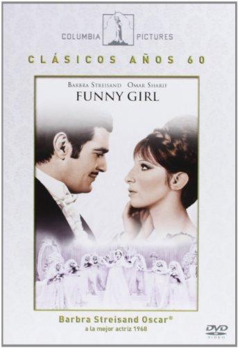 Funny Girl (Import Dvd) (2012) Barbara Streisand; Omar Sharif; William Wiler;