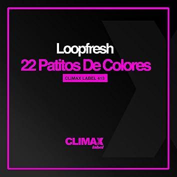 22 Patitos de Colores
