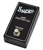 【国内正規品】 SUPRO スプロ フットスイッチ SF1 Tremolo Footswitch