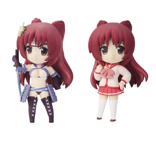 To Heart 2: Dungeon Travelers PVC Trading figurines (Display of 12)