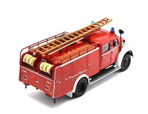 Atlas Magirus Deutz Mercur Maßstab 1:43 Feuerwehr Fertigmodell