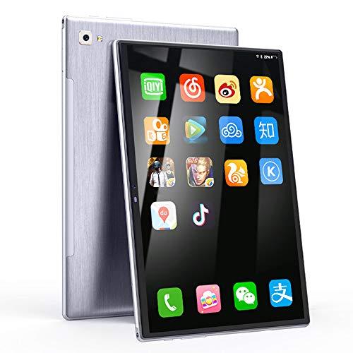 tablet PC Pantalla táctil HD de 10.1 Pulgadas IPS Android 9.0 PC 3GB RAM 32GB ROM Cámara de 2.0MP + 5.0MP Llamada en línea 4G Llamada de Doble Banda WiFi/Bluetooth/GPS 5000mAh