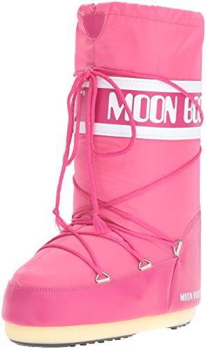 Moon Boot Nylon bouganville 062 Unisex 35-38 EU Schneestiefel