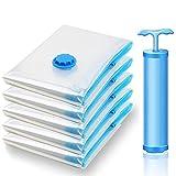 Bolsas de Almacenamiento al vacío 1/2 / 5PCS Bolsa de vacío Almacenamiento W válvula Organizador de vivienda Bolsa de almacenamiento Plegable Sello de almacenamiento Paquete de bolsa de ahorro de viaj