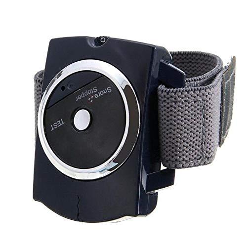 Ankunft Elektronischer Schnarchstopper Biosensor Anti Schnarch Armband Uhr Aufhören Heilung Lösung Pure Sleeping Night Guard Aid