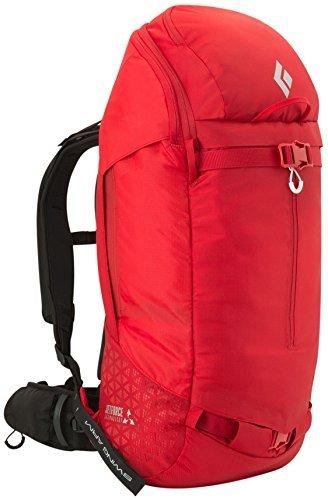 Black Diamond Saga 40 JetForce Avalanche Airbag Pack, Fire Red, Small/Medium by Black Diamond