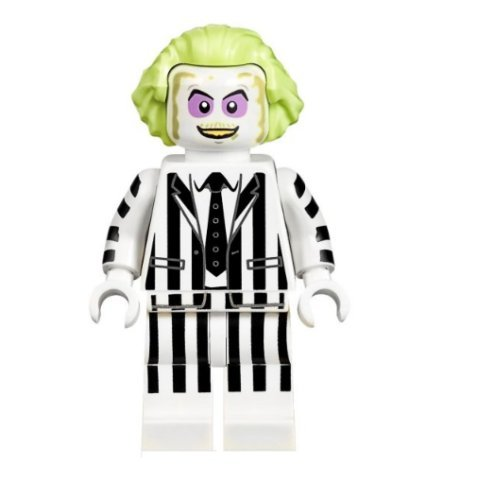 LEGO Beetlejuice Minifigure from Dimensions Set 71349