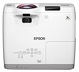 Epson PowerLite 535W WXGA 3LCD Projector للبيع