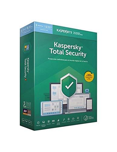 Kaspersky Logiciel ANTIVIRUS 2020 Total Security 5 licences