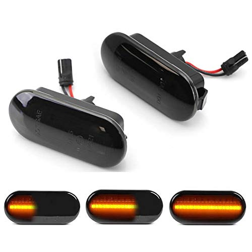Vw scirocco iii led smd intérieur lumière kit-can bus 10 pièces uk stock rapide post