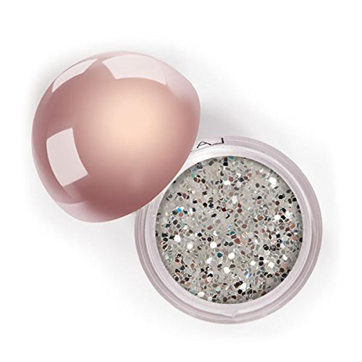 裂け目こどもの宮殿持っているLA Splash Crystallized Glitter - Pina Colada (並行輸入品)