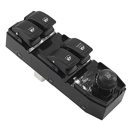 Monland 621W04460 96418302 Elevador de BotóN de Interruptor de Ventana Principal EléCtrico para Forenza para Optra