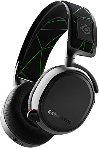 SteelSeries Arctis 9X 61481 Wireless Gaming Wireless Bluetooth Headset for Xbox One and Series X(Renewed)