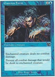 Magic: the Gathering - Gaseous Form - Sixth Edition