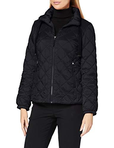 GERRY WEBER Edition Womens Outdoorjacke Nicht Wolle Jacket, Schwarz, 40