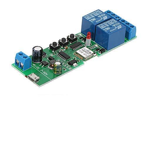 Sonoff DC5V 12V 24V 32V Wifi Switch (2ch 7-32v)