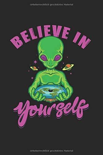 Believe in yoursel Aliens Ufo Roswell Area 51: Area 51 Ufo Roswell Kariert Kinder Spiel Reise Spiel A5 100 Seiten