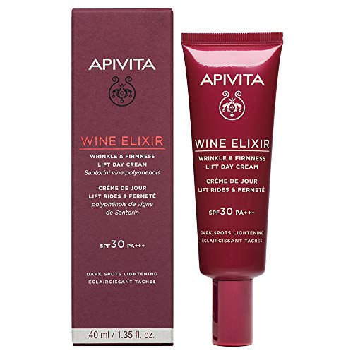 Apivita Wine Elixir SPF30 Wrinkle & Firming Lift Day Cream 40ml