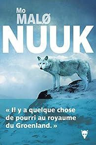 Nuuk de Mo Malo - Editions de la Martinière