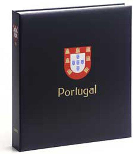 DAVO 17542 Luxe binder stamp album Portugal VII