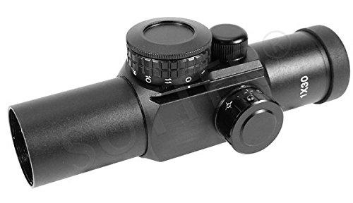 SUTTER Multi Dot Zielvisier L4 1x30 - Anschluss: 19 mm - Passend für Weaver- und Picatinnyschienen