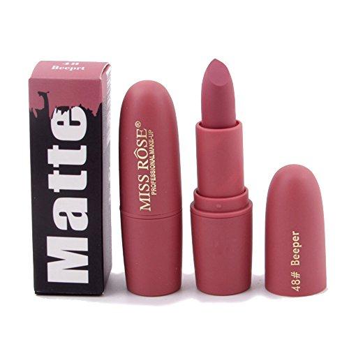 Miss Rose Long-lasting Matte Lipstick.13oz (# 32 Mimosa)