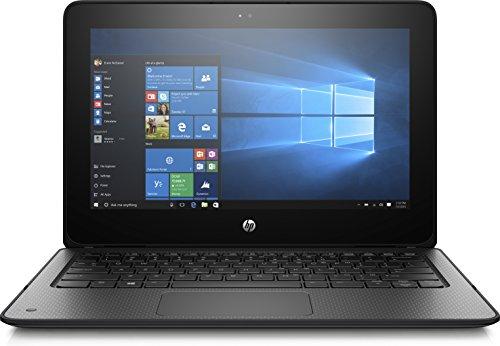 HP ProBook x360 11 G1 EE Computer portatile con Touch screen, 1.10GHz N3350 Intel Celeron 11.6' 1366 x 768Pixel, Nero