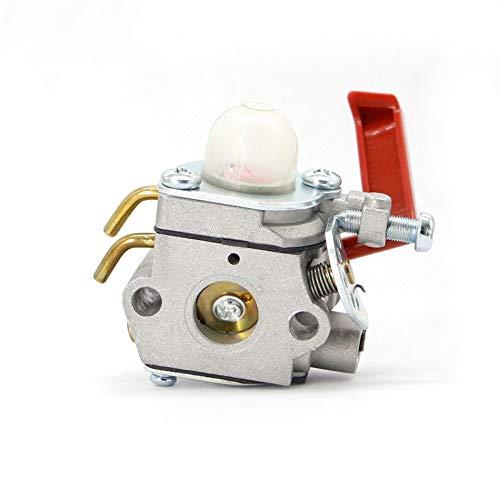 Cemoto Compatible con carburador Homelite Carbohidratos 984534001 Compatible con Zama C1U-H47 cortabordes UP08713 F2020 F3040 F3050 D725CD D825SB Segadora,Permanente