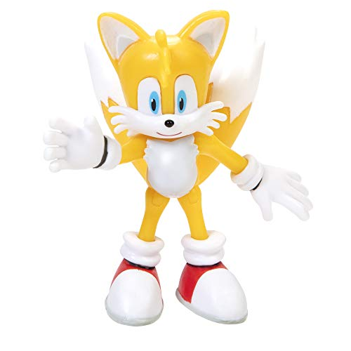 SONIC The Hedgehog - Jakks- Figura Sonic (403724-RF1)