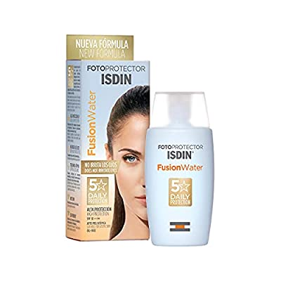 ISDIN Fotoprotector Fusion Water