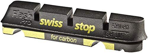 SwissStop FlashPro Bremsbeläge für Shimano/SRAM Carbon Black 2020