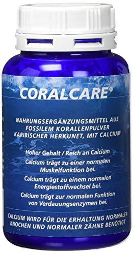 Coralcare reines Coral calcium Pulver, 1er Pack (1 x 180 g)