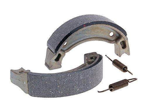 Bremsbackensatz für Trommelbremse 110x25mm Aramid verstärkt