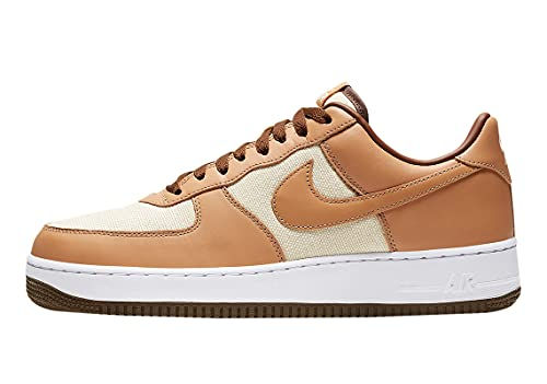 Nike Mens Air Force 1 Low DJ6395 100 Acorn - Size 11