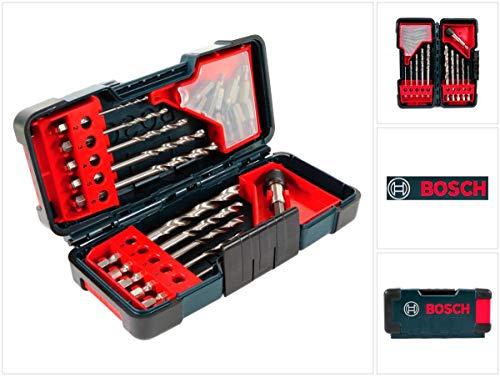 Bosch Bit und Bohrer Set in Tough Box 23 teilig Bohren & Schrauben (2607019912)