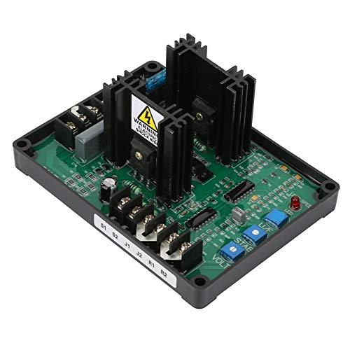Regulador de voltaje automático, GAVR-20A Regulador de voltaje automático universal 20A Generador (434g/15.3oz)