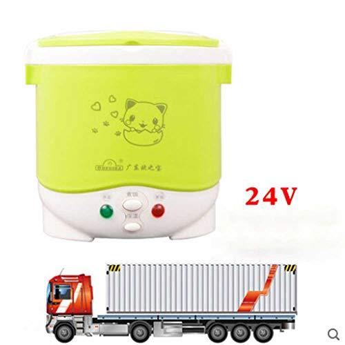 JKLJKL 1L elektrische lunchbox multifunctionele stoompan rijstkoker huishouden 220V of auto