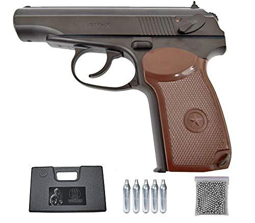 PM-X Borner Pack Pistola de balines (perdigones Bolas de Acero BB