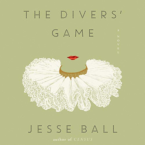 The Divers' Game audiobook cover art