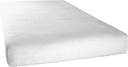 Erwin Müller Spannbettlaken, Spannbetttuch Seersucker weiß, Größe 180x200 cm - luftig leicht, bügelfrei, atmungsaktiv, 100% Baumwolle (weitere Farben, Größen)