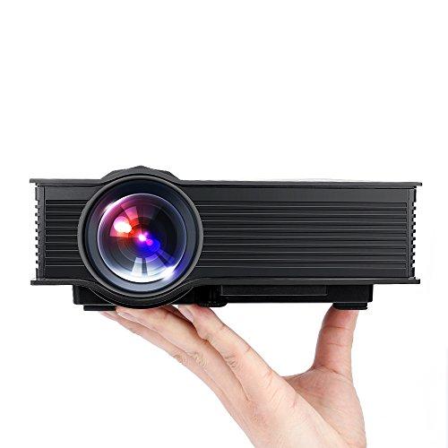 TEC.BEAN Mini proyector portátil...