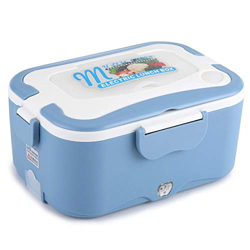 Contenitore per il pranzo elettrico da 1,5 litri Contenitore per il pranzo portatile per...