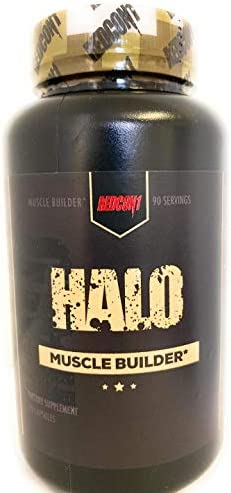 Redcon1 Halo Updated Formula 90 Servings Muscle Builder Increase Lean Gains and Muscle Mass product image