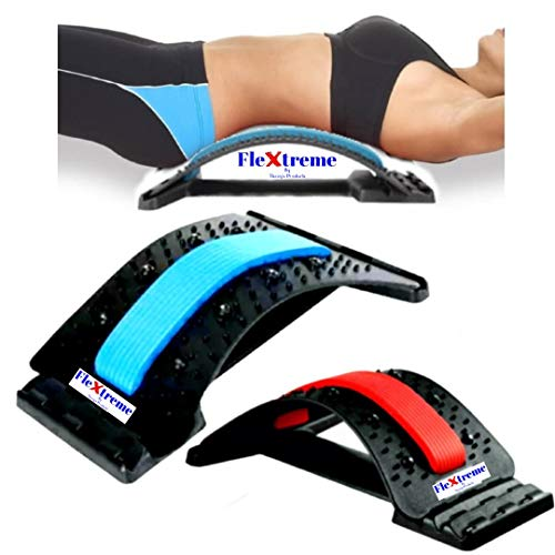 Flextreme High Quality Back Stretcher for Back Pain Relief Lumbar Support Posture Corrector