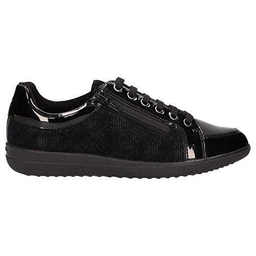 Zapatos de Mujer GEOX D947LA 0PWHH D NIHAL C9999 Black