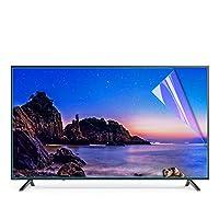 ブルーライトフィルター 高い光透過率 アンチグレアテレビスクリーンフィルム 目を保護する 放射線を減らし ALGWXQ (Color : Matte version, Size : 47 inch 1044*590mm)