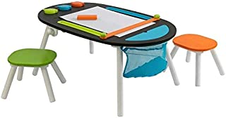 Best kidkraft deluxe chalkboard art table Reviews