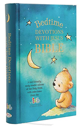 Compare Textbook Prices for ICB, Bedtime Devotions with Jesus Bible, Hardcover: International Children's Bible Illustrated Edition ISBN 9780785230229 by Thomas Nelson